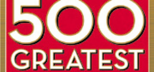 Rolling Stones top 500 albums