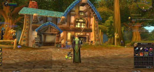 World of Warcraft Xerraire