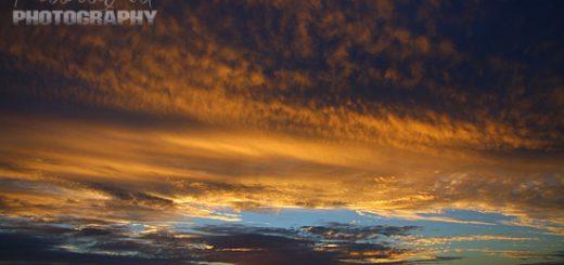 sunset at indian ocean