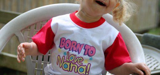 born to love nana