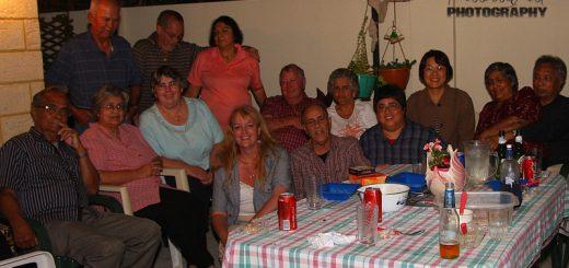 Iris and family