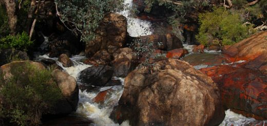 John Forrest Waterfalls