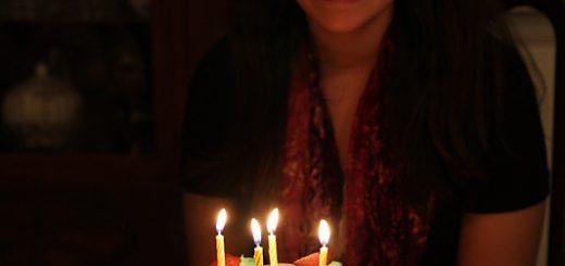 Laura turns 20