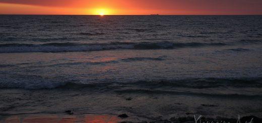 mad rush sunset