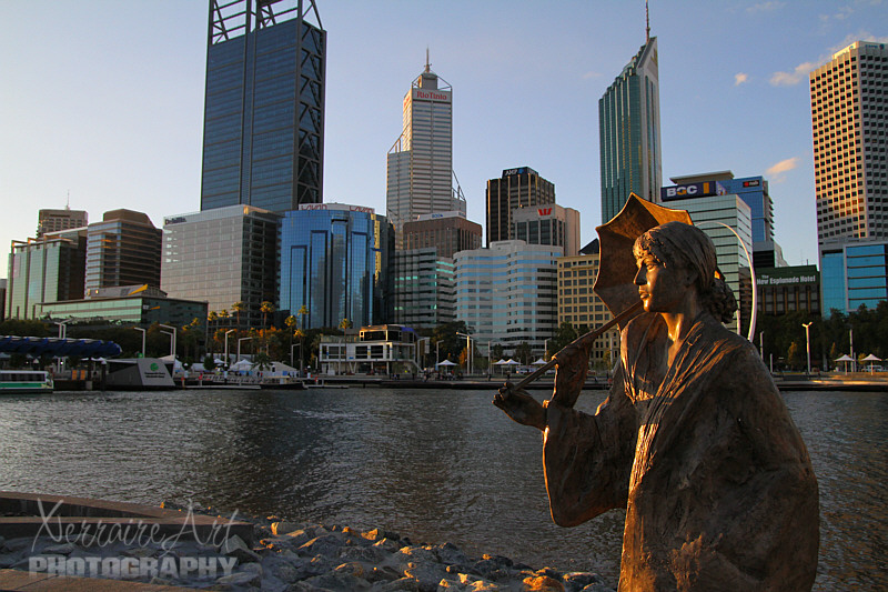 "The State Government appeared to be aware of Ms Rischbieth's opposition to foreshore development, noting her protests on its Metropolitan Redevelopment Authority's website. ""Bessie Rischbieth championed for the preservation of the Swan River and is best known for taking a stand against its reclamation to build the Narrows Bridge,"" the website read."
