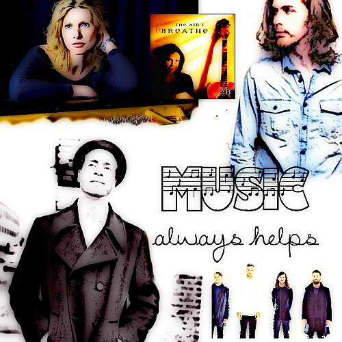 Music Always Helps
