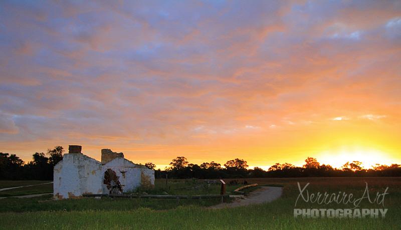 Sunset at Yellagonga Regional Park
