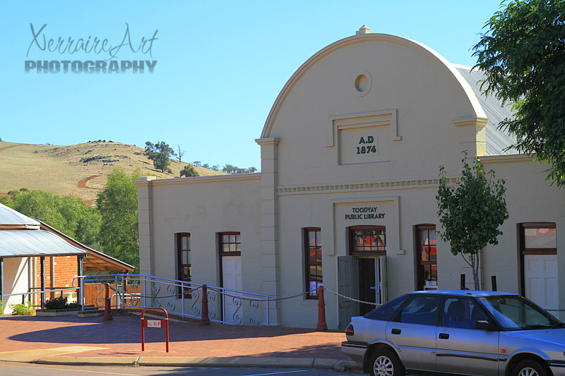 Toodyay architecture