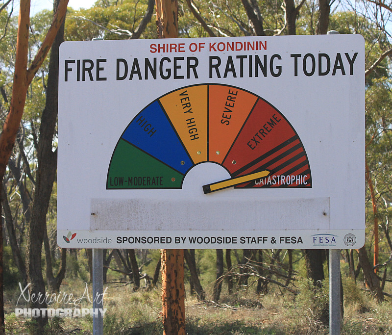 Fire rating - Catastrophic
