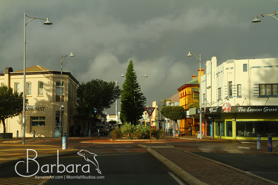 Wet and rainy Geraldton