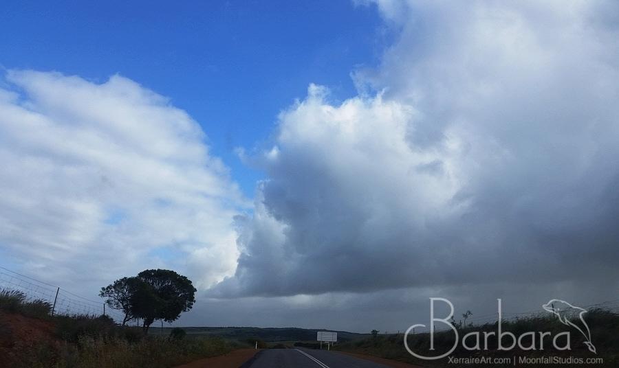 rain clouds?
