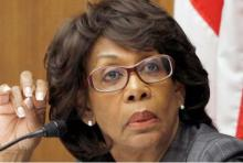 Occupy Maxine Waters, Please