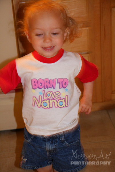 Born to Love Nana