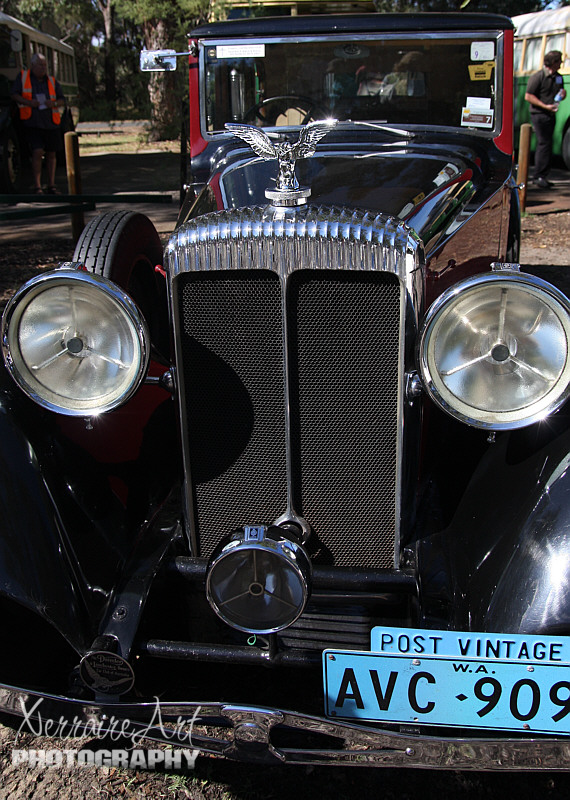 Whiteman Park Classic Car Show