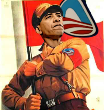 Obamacare Includes Funding of His Civilian Army