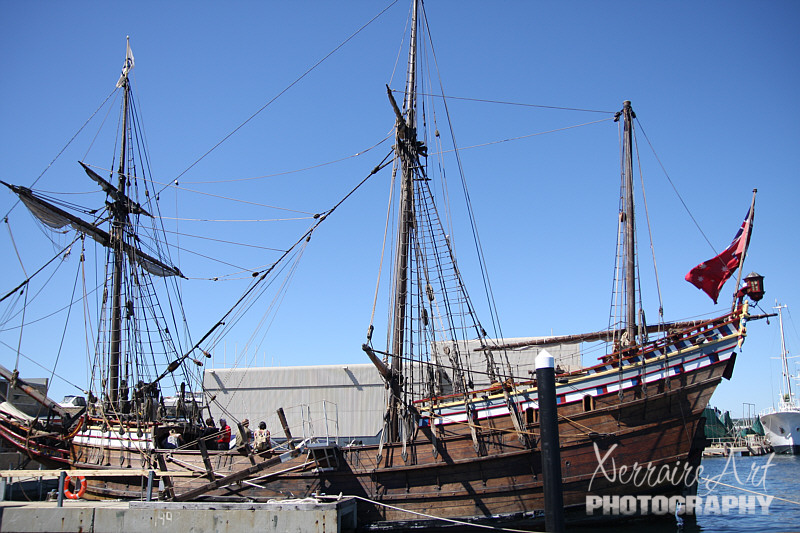Fremantle part 3, the Duyfken