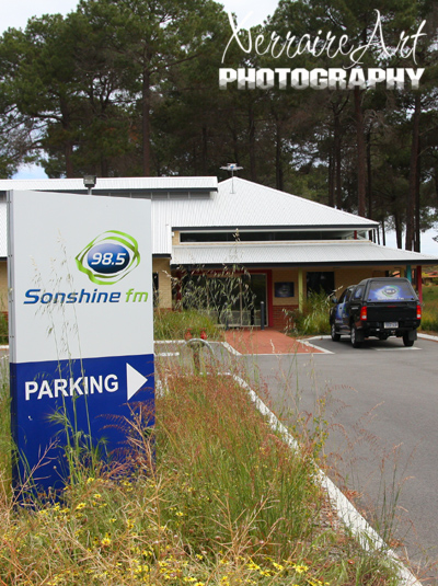 Tour of Sonshine FM Radio Station