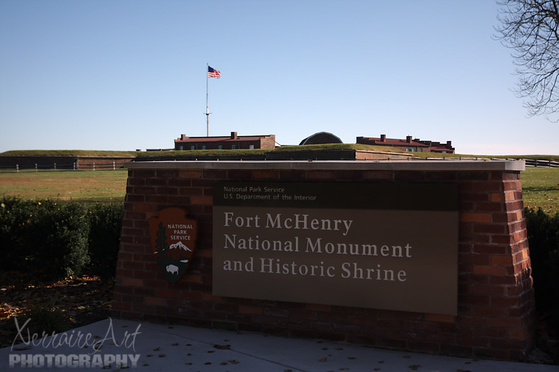 Extra Credit at Fort McHenry