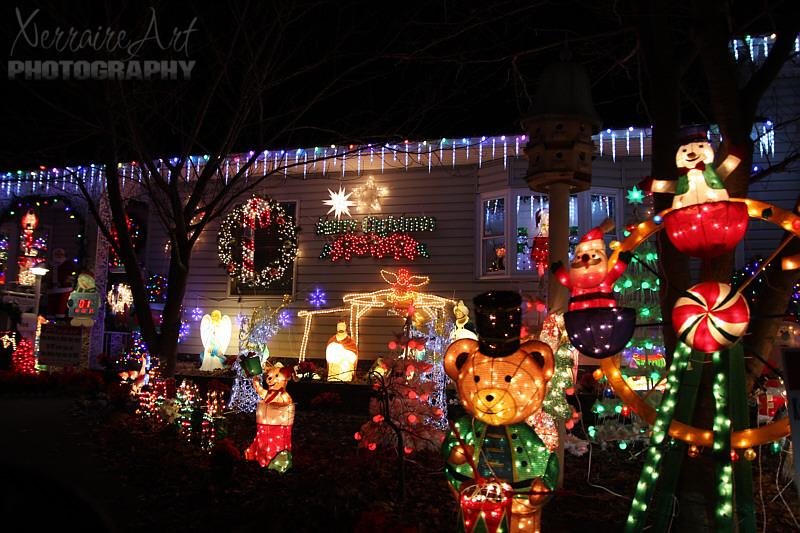 Christmas Lights in the Neighborhood | Barb's Blog