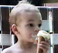 Miquel and Ice Cream