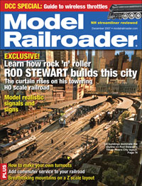 Who Knew Rod Stewart Liked Model Trains?