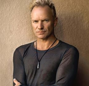 Sting Wants Big Government