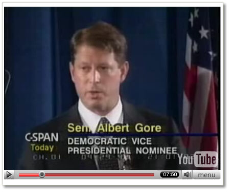 Iraq/Terror connection says Gore…in 1992!