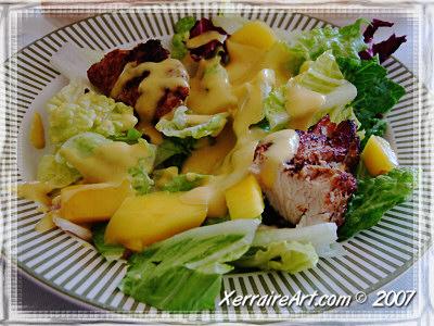 Cooking Class 2 Jamaican Jerk Chicken Salad Barb S Blog
