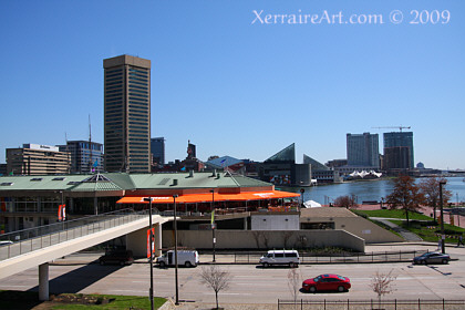 Baltimore, Aquarium, and Fells Point